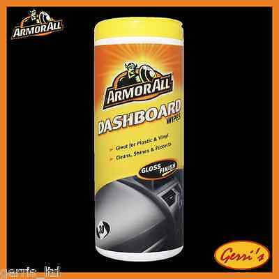 Armor All Dashboard Wipes Gloss Finish 30 Wipes 36030EN