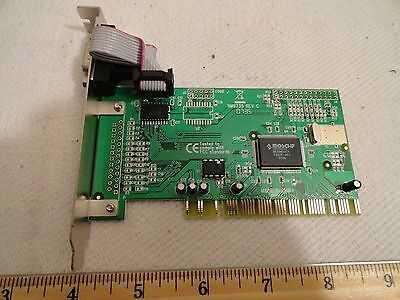 SYBA SD PCI 1S 1 DB 9 Serial RS 232 Port