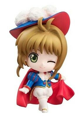 Card Captor Sakura 2'' Prince Costume Petit Chara Land Vol. 2 Trading Figure