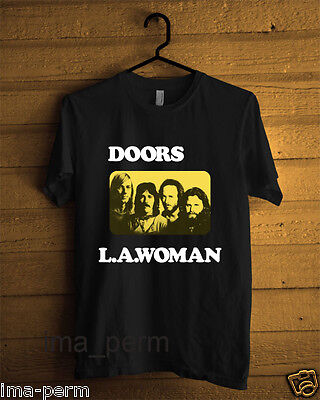 The Doors - L.A. Woman T-shirt for Man Size S-2XL #