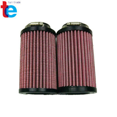 2* Air Pod  Filters Stock Carb 26mm  Fit For Yamaha Banshee YFZ 350 K/&N Style