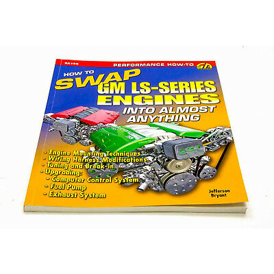 S-A BOOKS SA156 How to Swap LS Series Engines