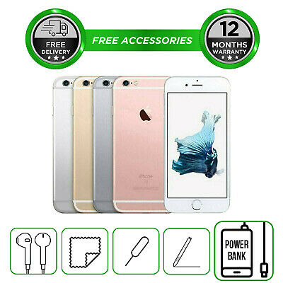Apple iPhone 6 PLUS 16GB - Gold /Silver /Grey - Unlocked To All Networks phone