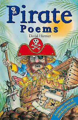A Signed Copy of Pirate Poems by David Harmer (Paperback, 2007)