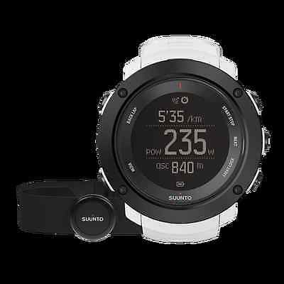 Suunto Ambit3 Vertical blanc HR Smart Capteur Montre de sport multi GPS Piste