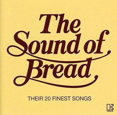 Bread (New Sealed Cd) The Sound Of (David Gates) 20 Greatest Hits / Very Best Of