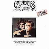 The Carpenters : Carpenters: Their Greatest Hits CD