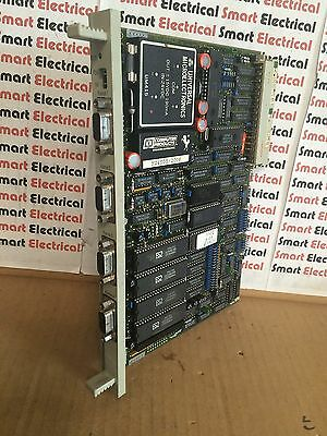 SIEMENS SIMATIC S5 6ES5 241 3DA11 # IP 241 -  4 Channel  Ultrasonic Stroke Card