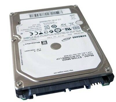 Seagate / Samsung Momentus Festplatte HDD 750GB SpinPoint ST750LM022 750 GB