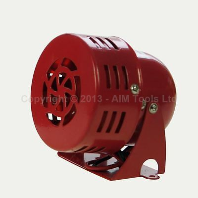 990616  Air Raid Siren Horn Security Alarm 220V