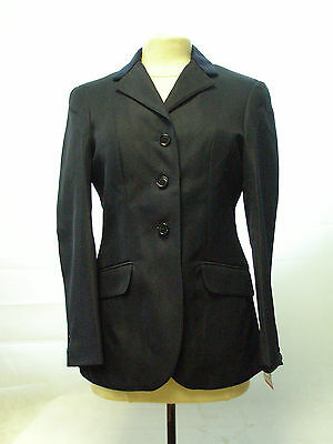 Navy Mears Festival Show Jacket - Womens Show Jacket - Show/Hunting - Navy/Black