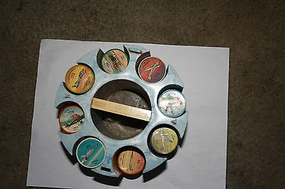 Jello Picture Discs from the 1960s
