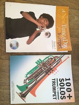 music books for trumpet beginners
