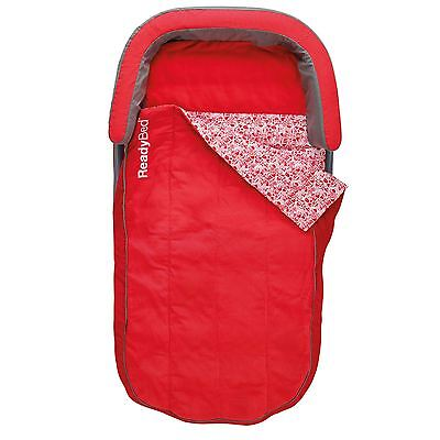 Deluxe My First Ready Bed Inflatable Sleeping Bag & Pump Readybed