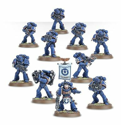 Warhammer 40k: Space Marines: Tactical Squad