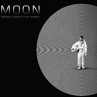 Moon Soundtrack Clint Mansell New Sealed Vinyl Lp In Stock