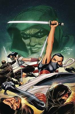 Dc Rebirth Green Arrow #7 Variant