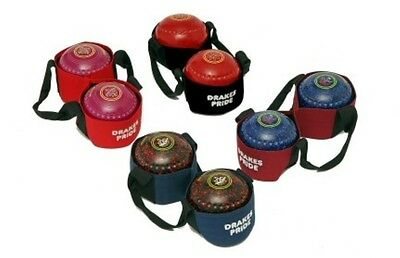 Brand New - Drakes Pride - Two Bowl Carrier - Boules Carrier - Various Colours