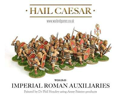 Warlord Games: Hail Caesar, Imperial Roman Auxiliaries [24 Figs] 28mm