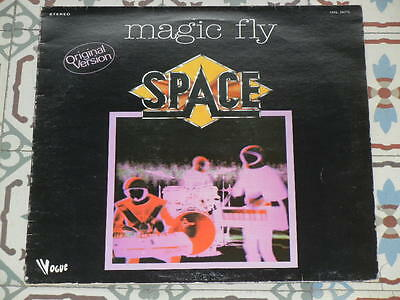 SPACE - Magic Fly LP FRANCE 1977 Vogue COSMIC DISCO (Didier Marouani)