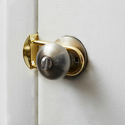 Bedroom Bolt™ Household Security Lock. Privacy & Safety For Doors - Set of 2