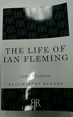 The Life of Ian Fleming by John Pearson (Paperback, 2013)
