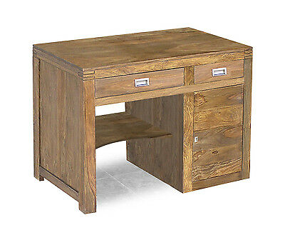 Divine Contemporary Re Wood Computer Desk/ Sheesham Furniture/ Home Study Office