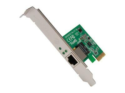 TP-Link TG-3468 PCI-Express Network Adapter (with Normal and Low Profile Bracket