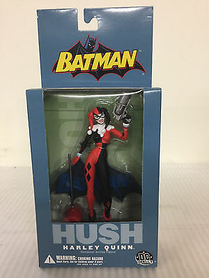 DC Direct Batman Hush Harley Quinn Collector Action Figure - New