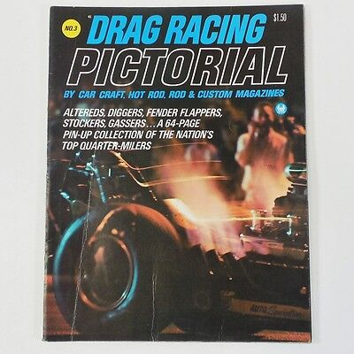 1970 Drag Racing Pictorial - Garlits, Sox & Martin, Funny Cars, Dragsters