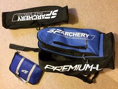 SF 34 Premium archery backpack for recurve bow