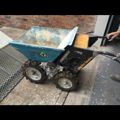 Garden Loader Powered Wheel Barrow