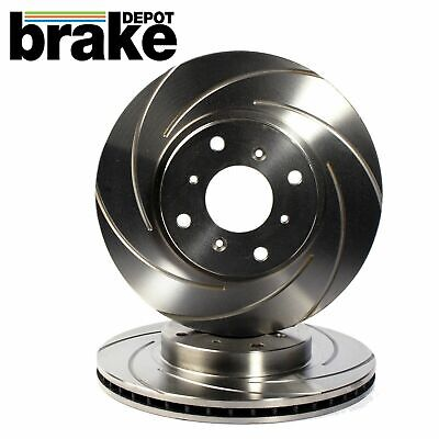 Front Brake Discs Ford Sierra RS Cosworth RS500 2WD Performance 283mm