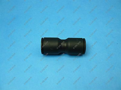 "Legris 3106 62 00 Push-In Union Connector 1/2"" Tube x 1/2"" Tube Nylon"