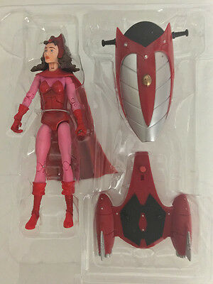 2005 Marvel Legends 6'' SCARLET WITCH Legendary Rider Series Toy Biz New Loose