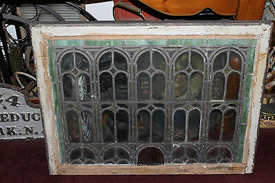 Antique Religious Christianity Church Stained Glass Window-Cathedral Designs-#1