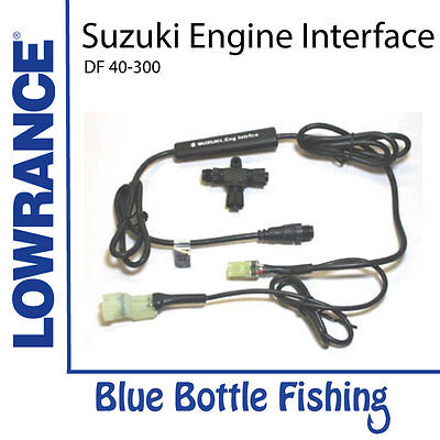 Suzuki Outboard Engine Interface Cable 2008-2012