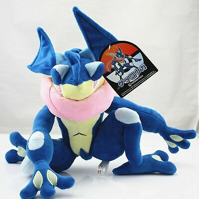 "Pokemon Center Greninja Plush Toy Gekoga Stuffed Animal Doll 12"" New US SHIPPING"