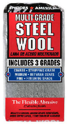 HOMAX PRODUCTS 12-Pack Steel Wool Pads