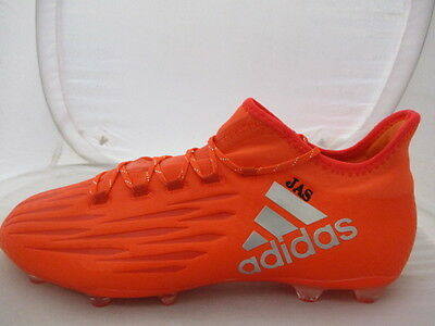 adidas X 16.2 Firm Ground Football Boots MENS UK 10 US 10.5 EUR 44.2/3 231