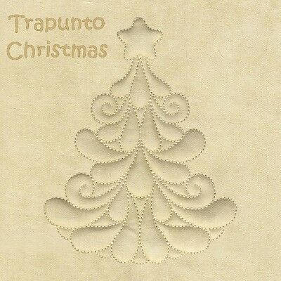 Trapunto Christmas Collection - Machine Embroidery Designs On Cd