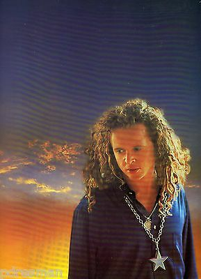 """"""" Simply Red - Summer 1992 """"  Tour Programme."""