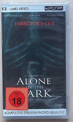 Alone in the Dark - Director´s Cut (UMD) Neu & OVP (FSK 18)