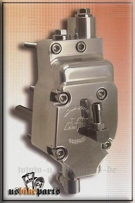 Ölpumpe ab 1992 Billet Alu Harley Davidson EVO Big Twin high output Neu!