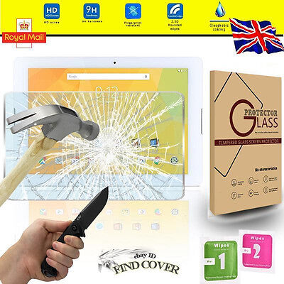 Tablet Tempered Glass Screen Protector For Acer Iconia One 10 B3-A20 10.1 Inch