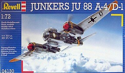 revell Junkers 88 A4 / D1 1/72