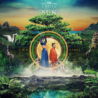 Empire Of The Sun Two Vines New Sealed Vinyl Lp In Stock