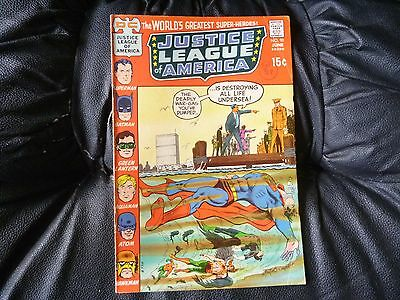 Justice League of America # 90 in nice condition