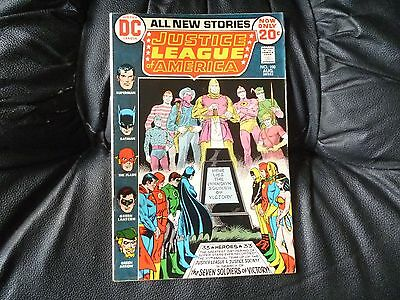 Justice League of America # 100 in very nice condition