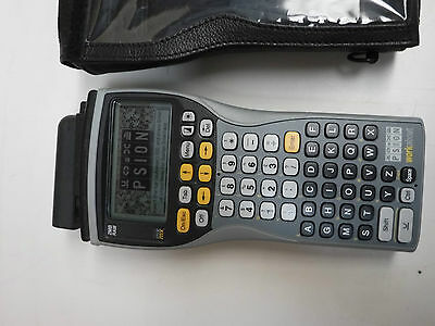Psion Workabout MX 2Mb RS232 Serial Port + DATA CABLE AND CASE